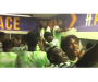 Super Eagles' stars celebrate in the dressing room as Nigeria qualify for 2019 AFCON