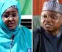 Aisha Accuses Garba Shehu Of Shifting His Loyalty From Buhari
