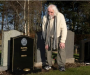 Man Finds His Grave In The Cemetery- Done By His Ex-wife