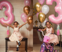 Music executive, Jude Okoye celebrates daughter Eleanor as she turns 3 (photos)