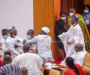 Ghanaian parliamentarians exchange blows over who takes the majority side